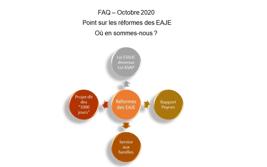 FAQ OCTOBRE 2020